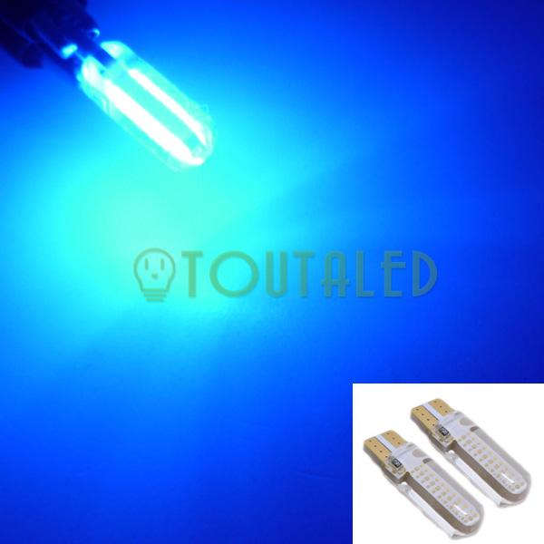 2x ampoule 12v t10 w5w 2 led cob bleu toutaled eclairage led t l phonie audio vid o bijoux. Black Bedroom Furniture Sets. Home Design Ideas